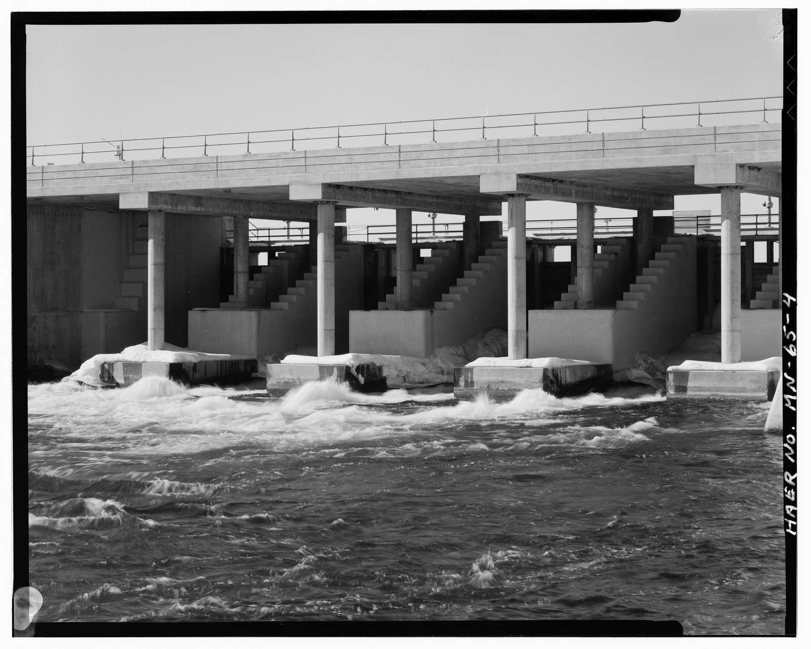 Lake Winnibigoshish Reservoir Dam, Deer River, Itasca County, MN