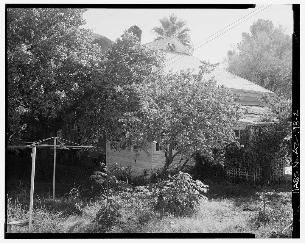 Margaret B. Hill House, 229 Coronado Boulevard, Clifton, Greenlee County, AZ