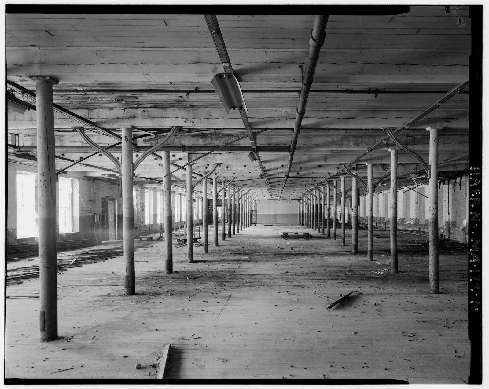 Renfrew Manufacturing Company Mill No. 2, 217 Columbia Street, Adams, Berkshire County, MA