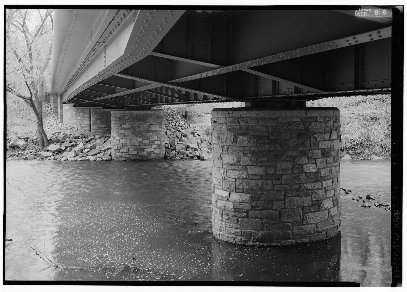 Rock Creek Park Road System, Washington, District of Columbia, DC