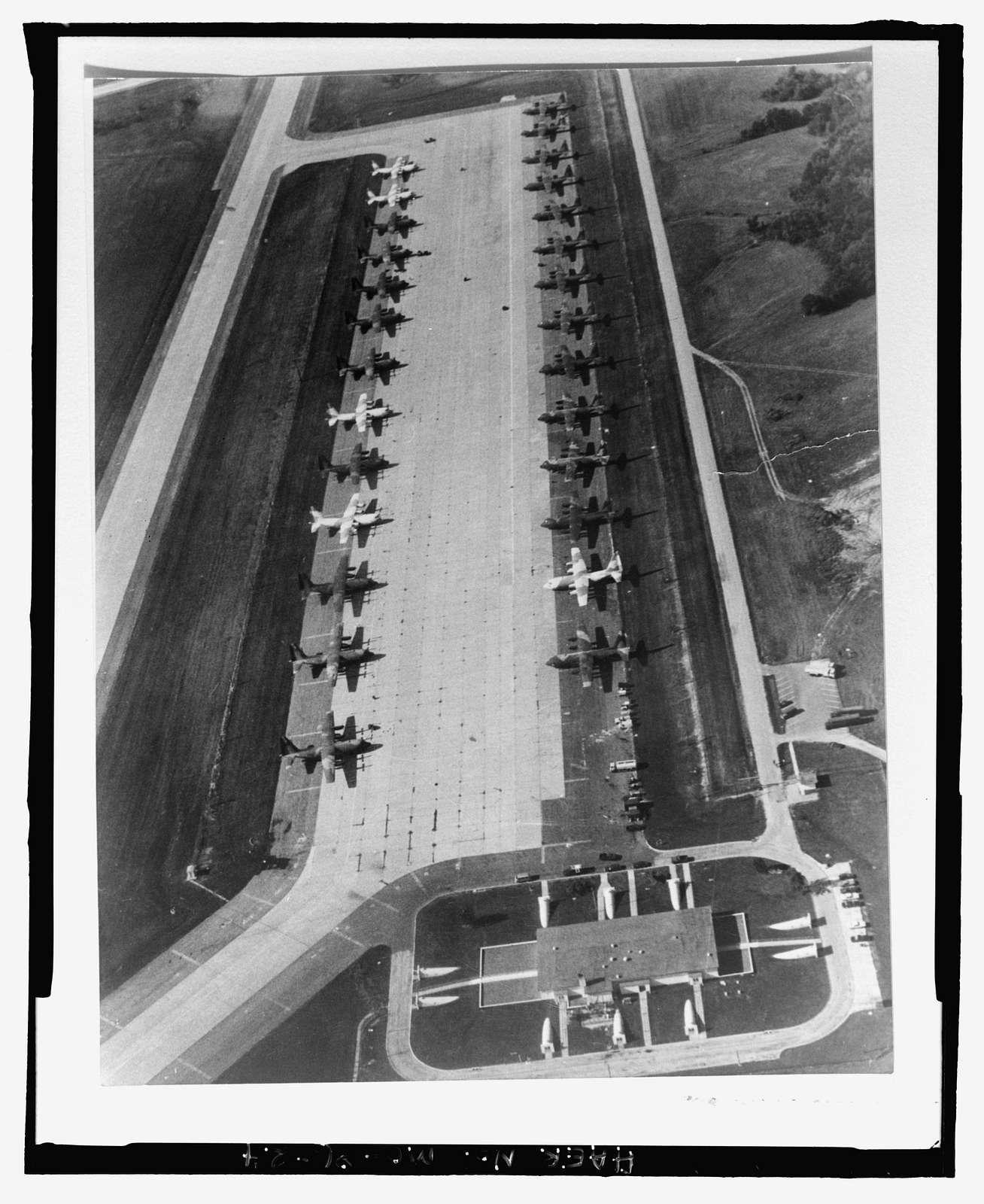 Whiteman Air Force Base, Bomber Alert Facility S-6, 1300 Alert Road, Knob Noster, Johnson County, MO