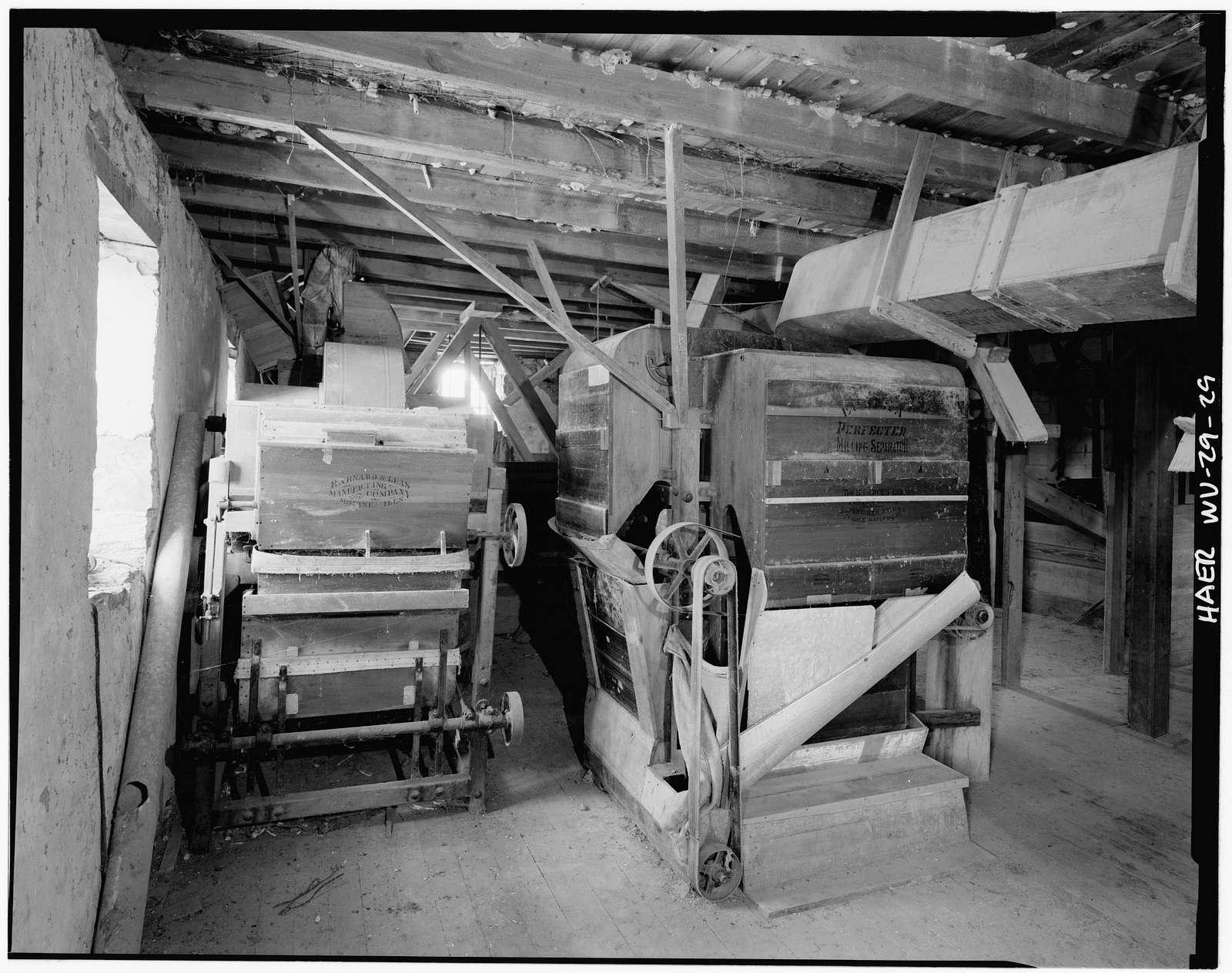 Bunker Hill Mill, County Route 26, Bunker Hill, Berkeley County, WV