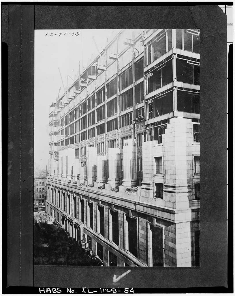 Chicago City Hall, 121 North LaSalle Street, Chicago, Cook County, IL