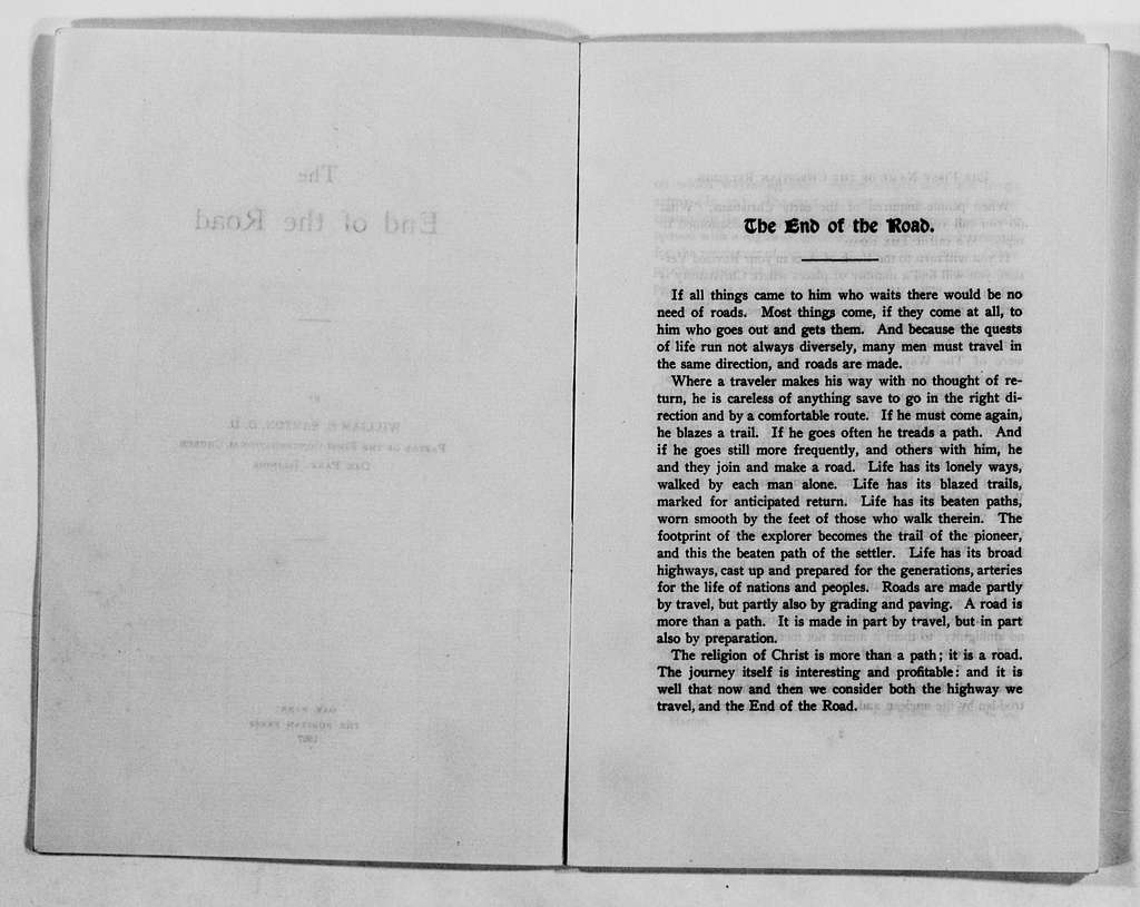 Clara Barton Papers: Family Papers: Barton, William E. (cousin); Speeches and writings, printed copies, 1900-1917, undated