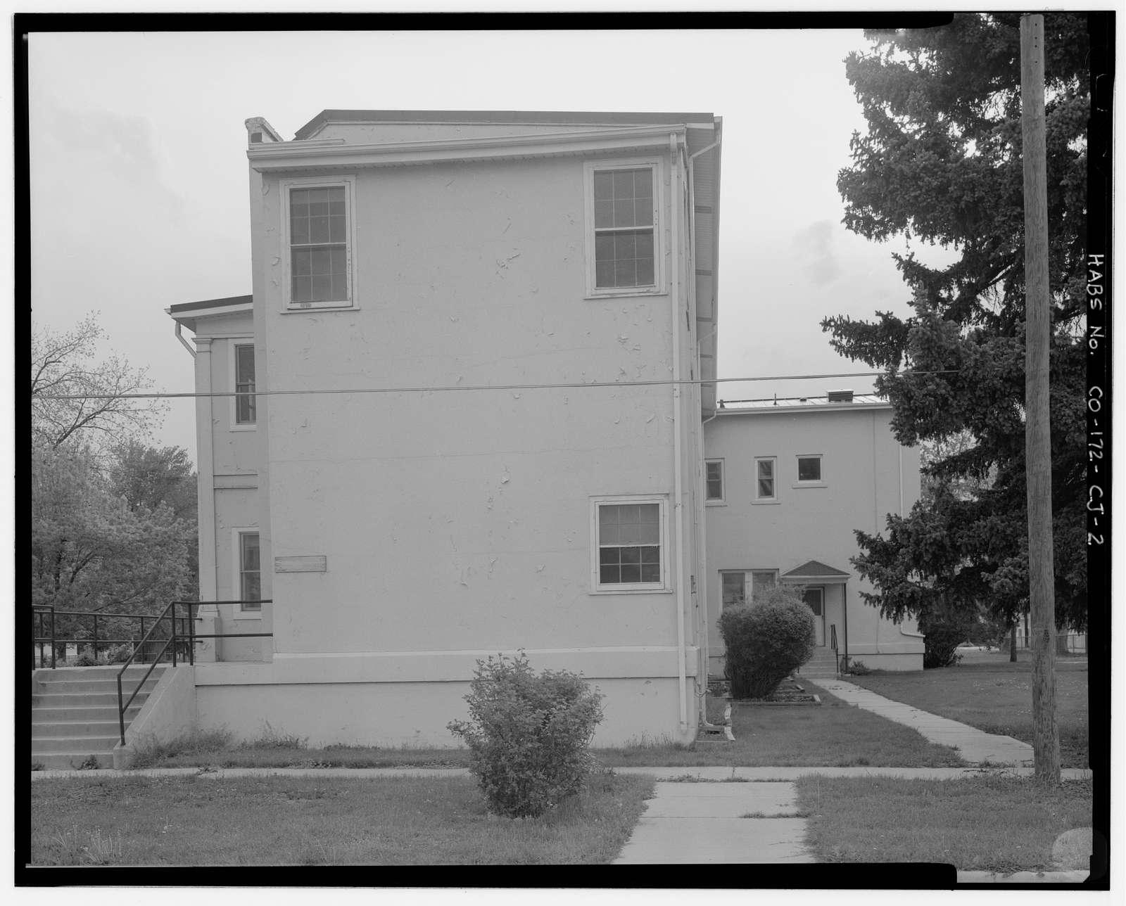 Fitzsimons General Hospital, Open Air Tuberculosis Ward, West Pennington Avenue & North Hickey Street Southwest Corner, Aurora, Adams County, CO