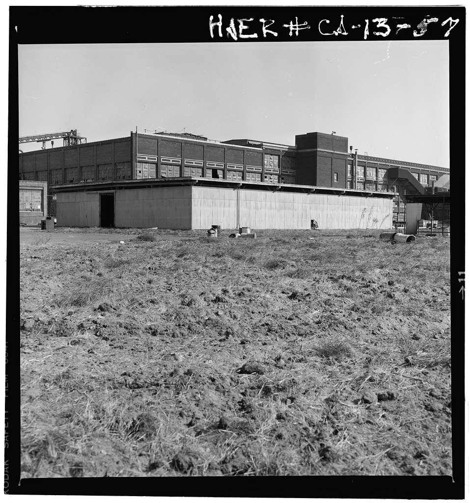 Goodyear Rubber Company, 6701 South Central Avenue, Los Angeles, Los Angeles County, CA