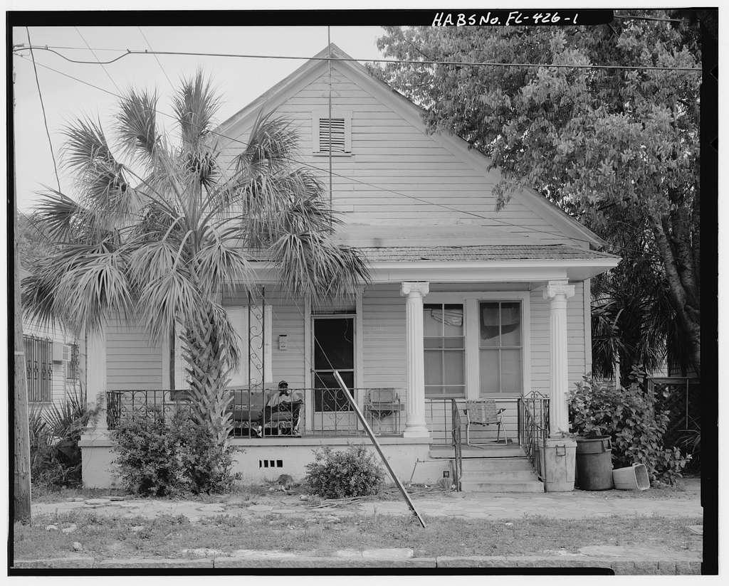 2507 North Eighteenth Street (House), Tampa, Hillsborough County, FL