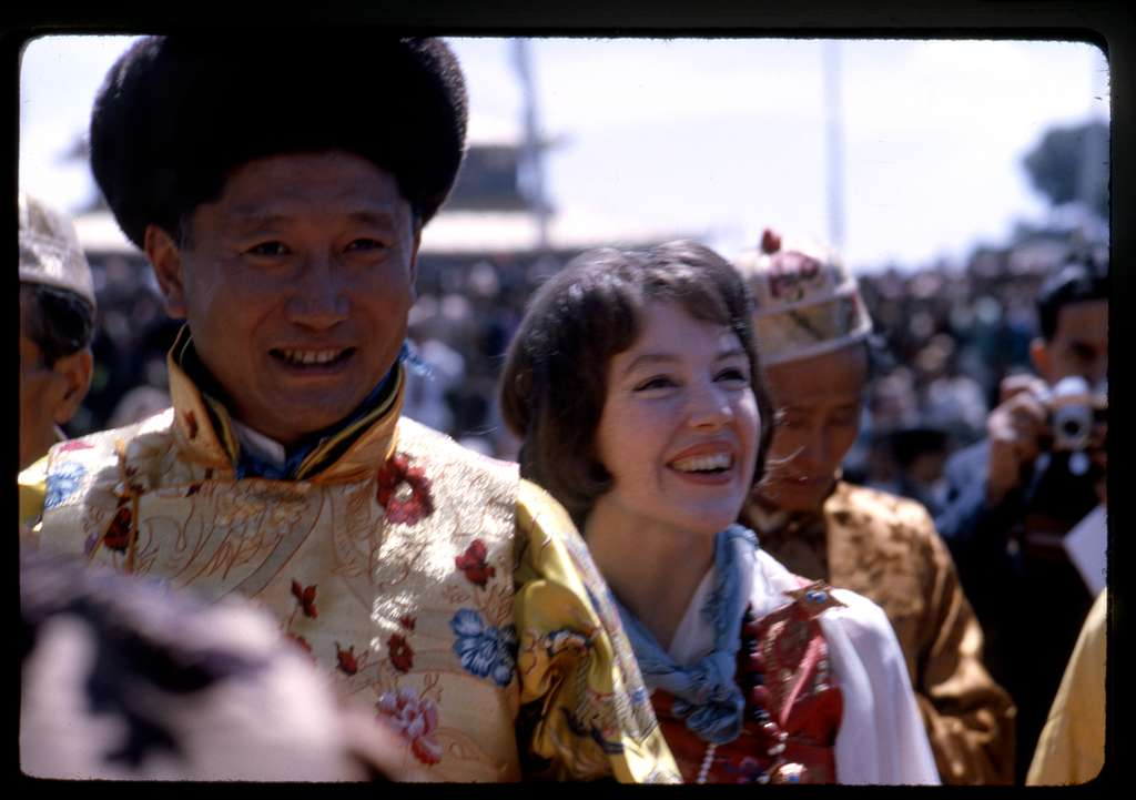 Coronation 1965, the King & Queen