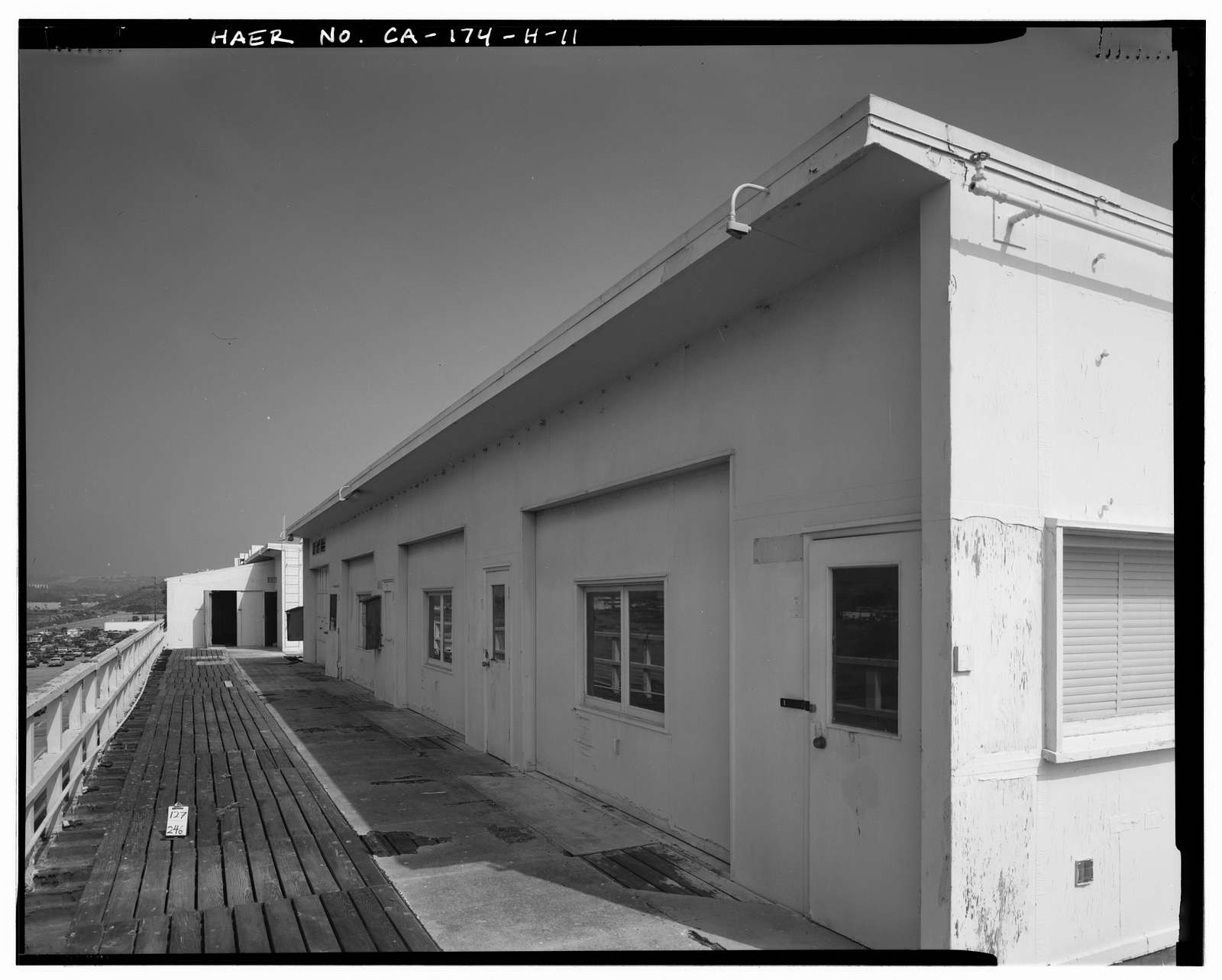 Hughes Aircraft Company, Radar Building, 6775 Centinela Avenue, Los Angeles, Los Angeles County, CA