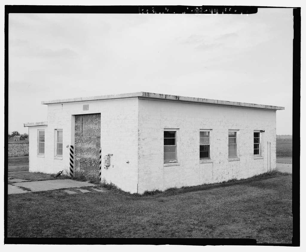 Nike Missile Battery MS-40, County Road No. 260, Farmington, Dakota County, MN