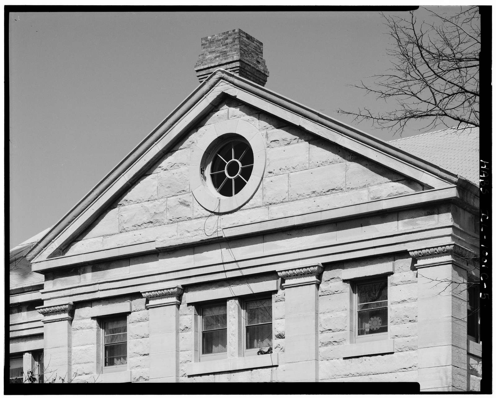 Rock Island Arsenal, Building No. 360, Gillespie Avenue between Rodman Avenue & North Avenue, Rock Island, Rock Island County, IL