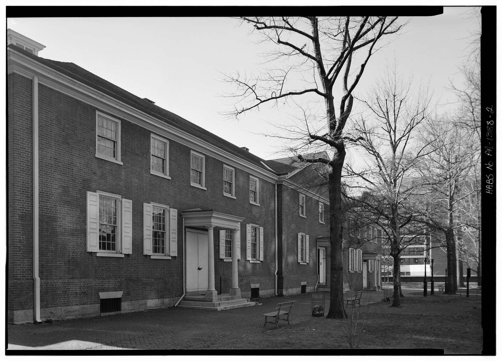 Arch Street Friends Meeting House, 330 Arch Street, Philadelphia, Philadelphia County, PA