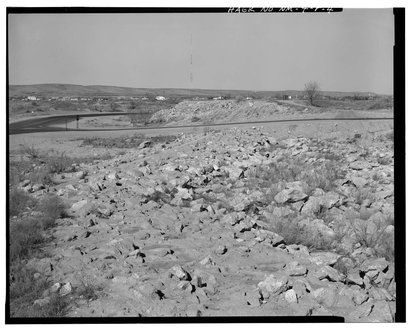 Carlsbad Irrigation District, Dark Canyon Siphon, On Main Canal, 1 mile South of Carlsbad, Carlsbad, Eddy County, NM