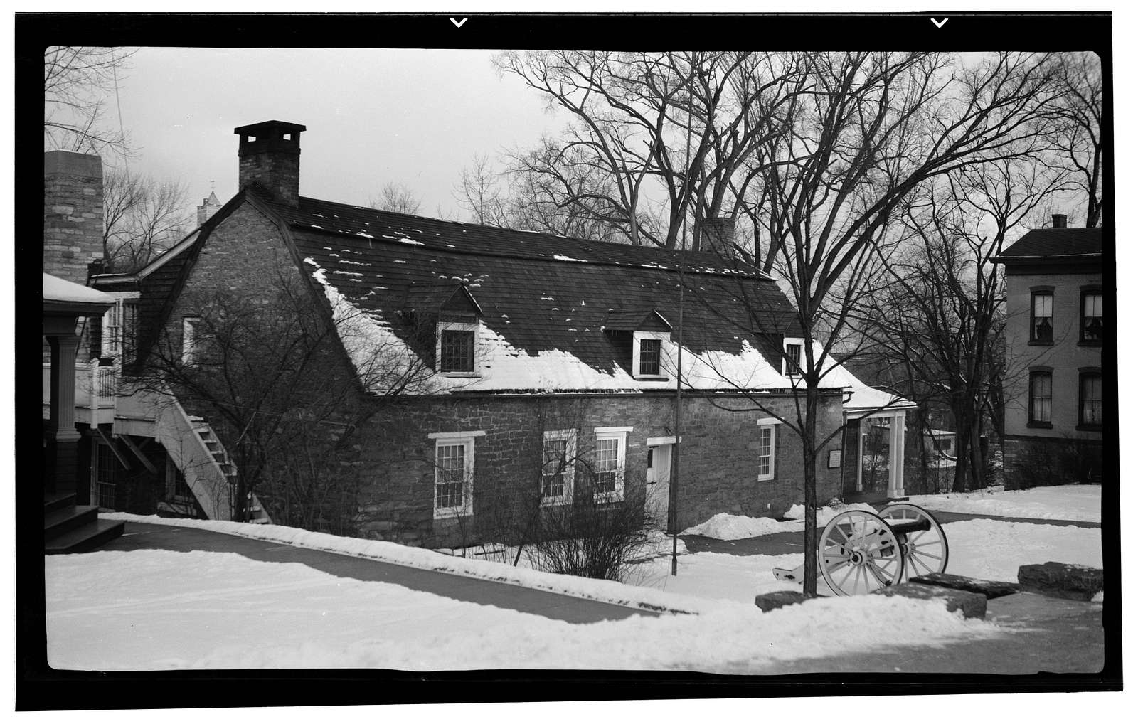 Fort Rensselaer, Canajoharie, Montgomery County, NY