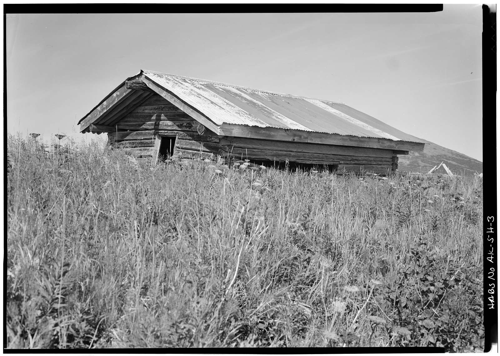 Iditarod Trail Shelter Cabins, Moses Point Shelter Cabin, Moses Point, Nome Census Area, AK