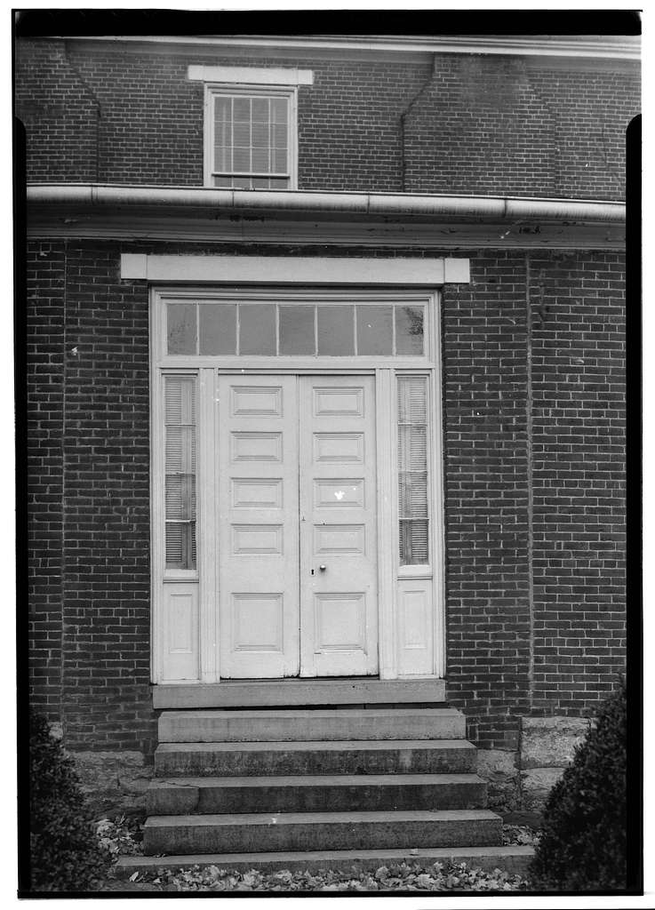 The Hermitage, U.S. Highway 70 North (4580 Rachel's Lane), Nashville, Davidson County, TN