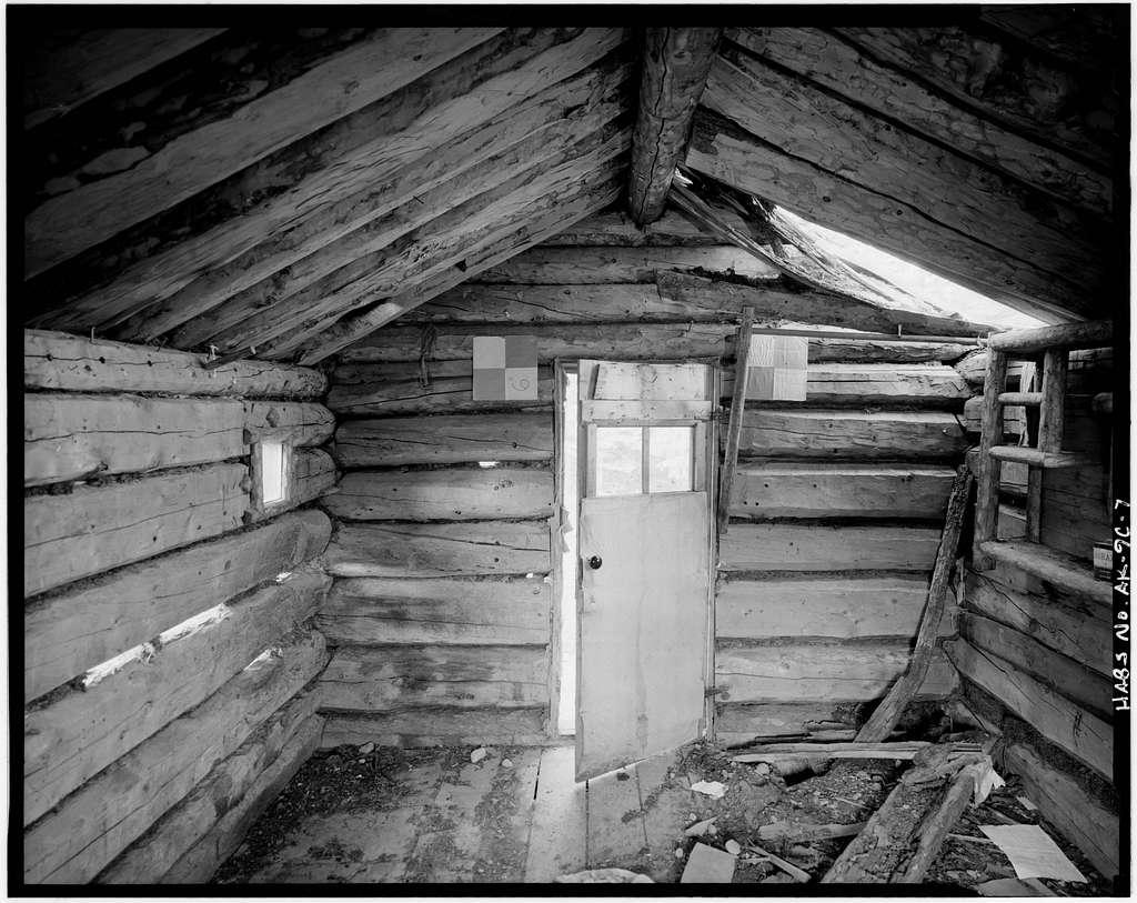 Town of Chisana, Women's Jail, Chisana, Valdez-Cordova Census Area, AK