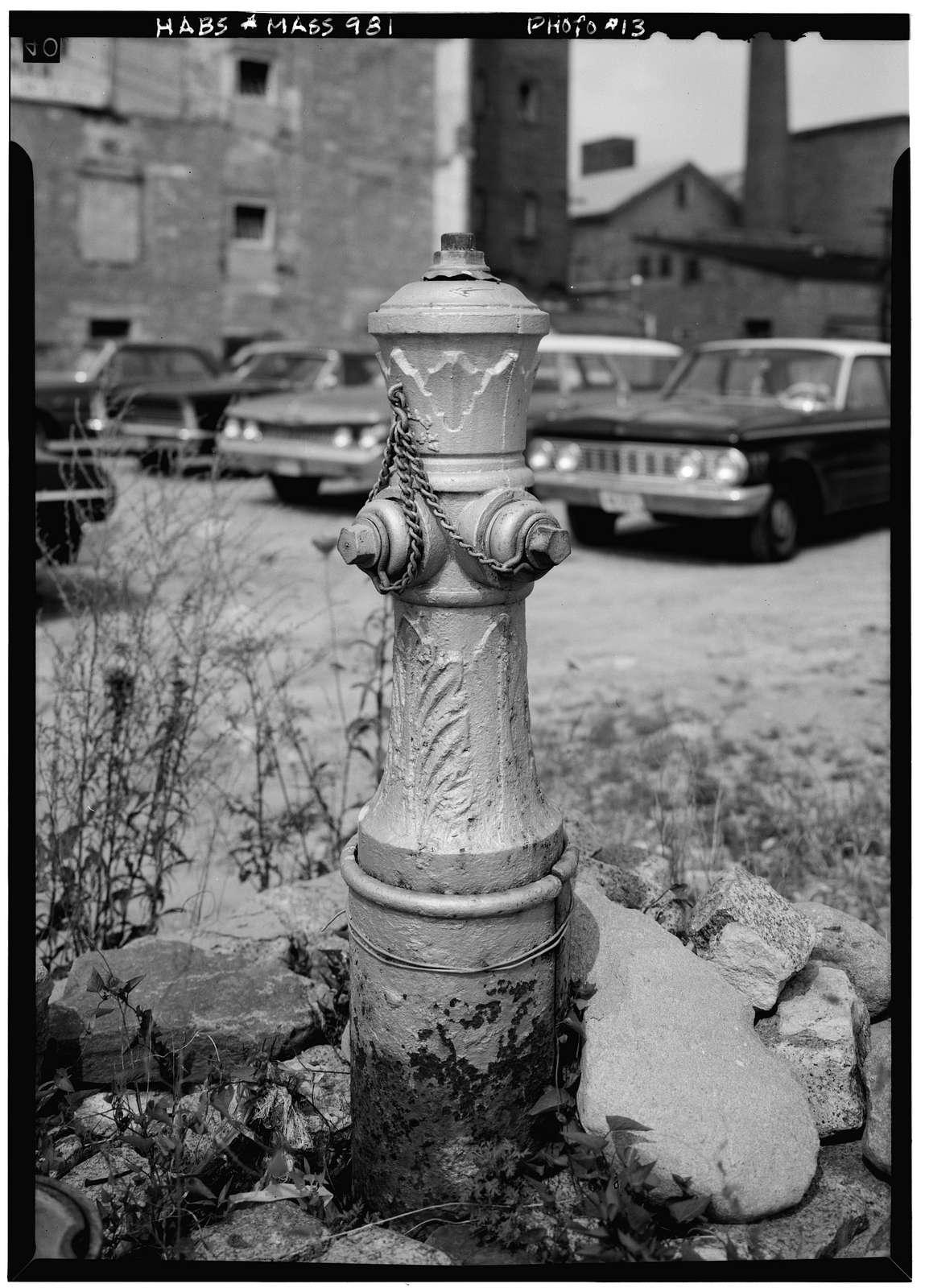Union Mills, Pleasant Street & Highway I-195, Interchange No. 12, Fall River, Bristol County, MA