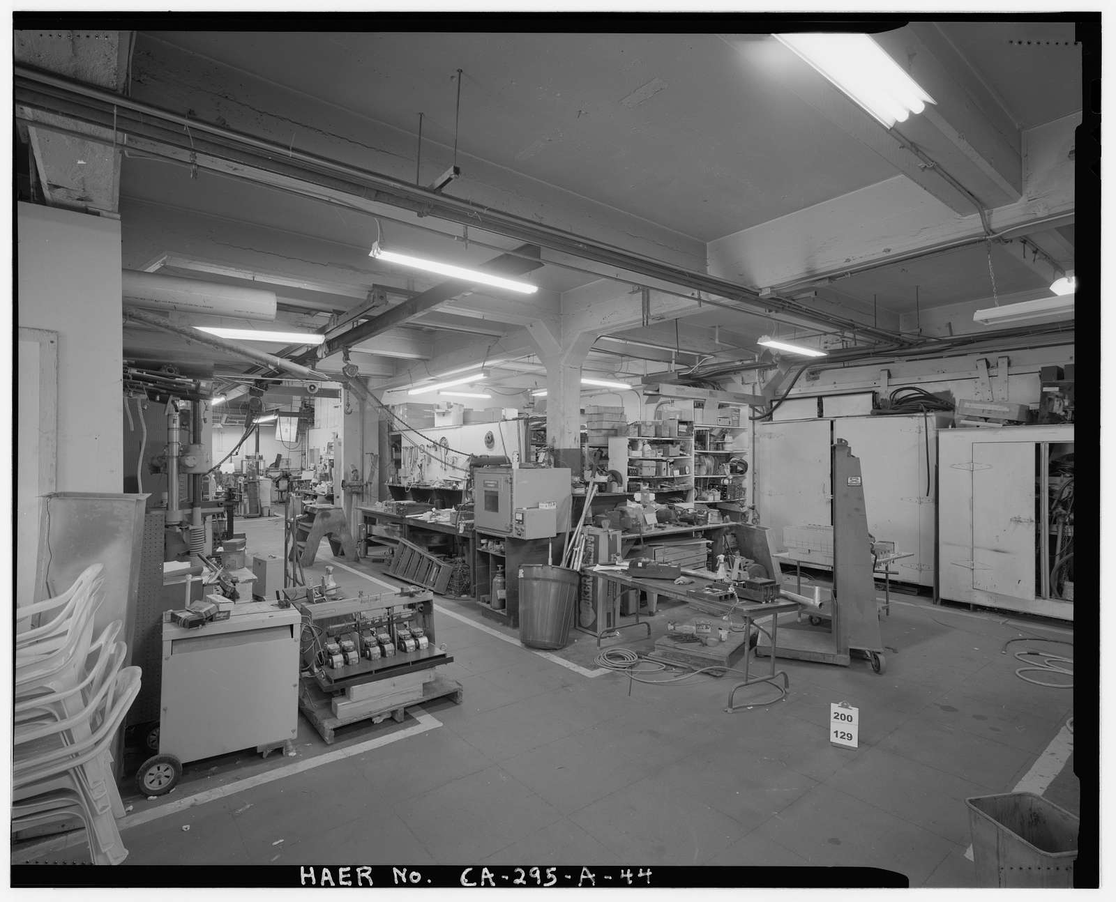 United Engineering Company Shipyard, Inspection & Repair Shops, 2900 Main Street, Alameda, Alameda County, CA