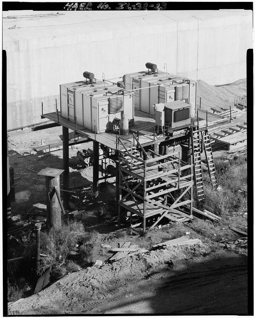 Upper Mississippi River 9-Foot Channel Project, Lock & Dam 26R, Alton, Madison County, IL