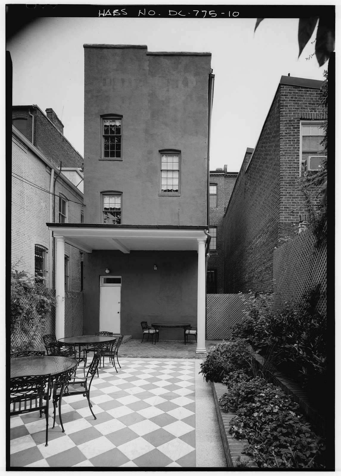 1318 Vermont Avenue, Northwest (House), Washington, District of Columbia, DC