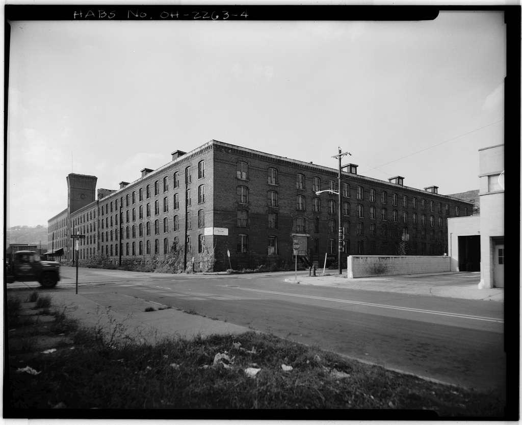 American Oak Leather Company, 1220-1236 Kenner Street, Cincinnati, Hamilton County, OH
