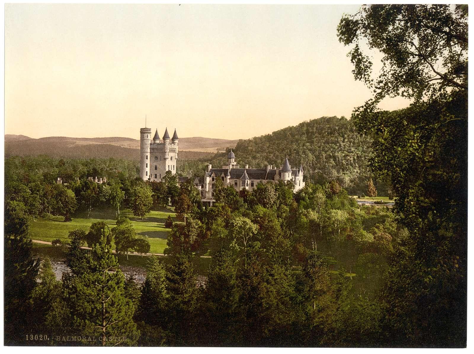 [Balmoral Castle, Scotland]
