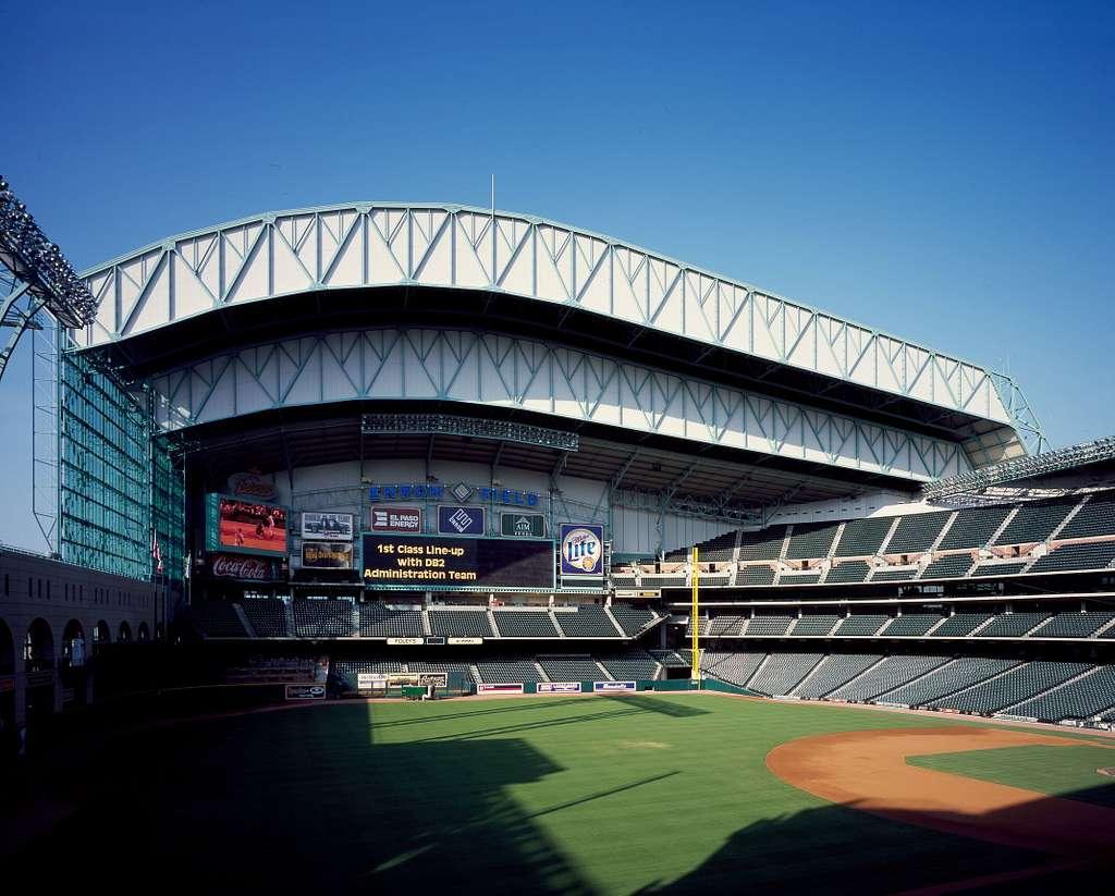 Enron Stadium, Houston, Texas