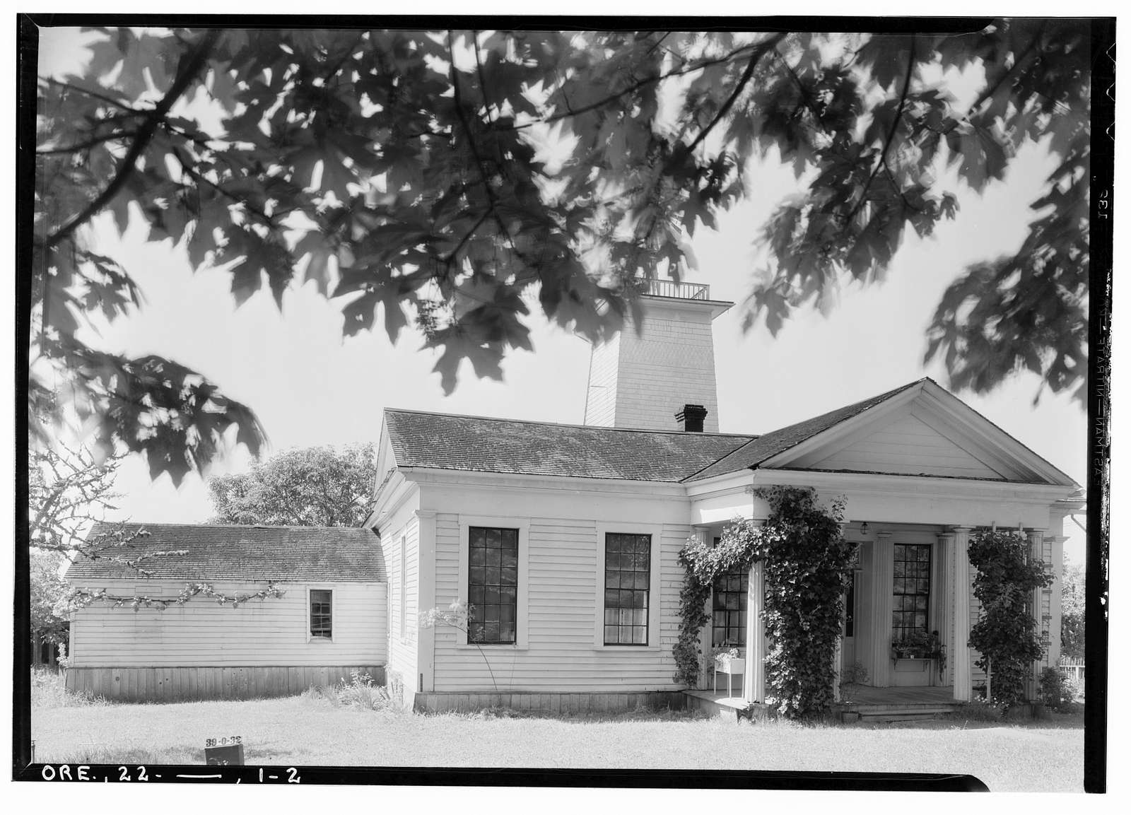 Granville H. Baber House, Jefferson, Marion, OR