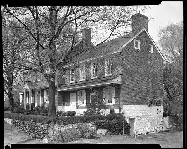 John England House,81 Red Mill Road,Newark,New Castle County,DE,Delaware,HABS