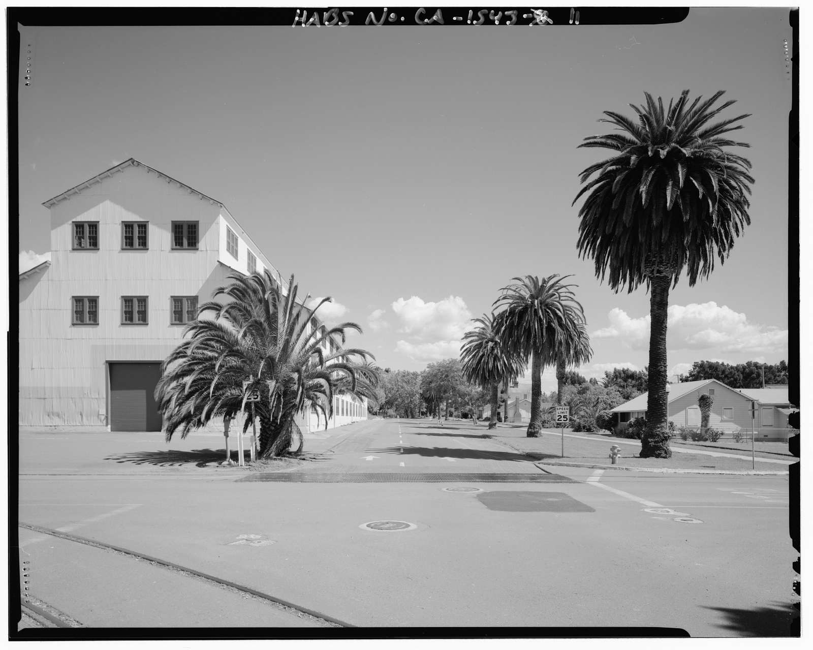 Mare Island Naval Shipyard, East of Nave Drive, Vallejo, Solano County, CA