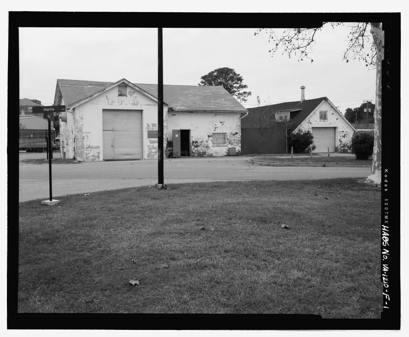 Southern Branch of the National Home for Disabled Volunteer Soldiers, Building 16, Harris Avenue at its intersection with Black Avenue and Woodfin Street, Hampton, Hampton, VA