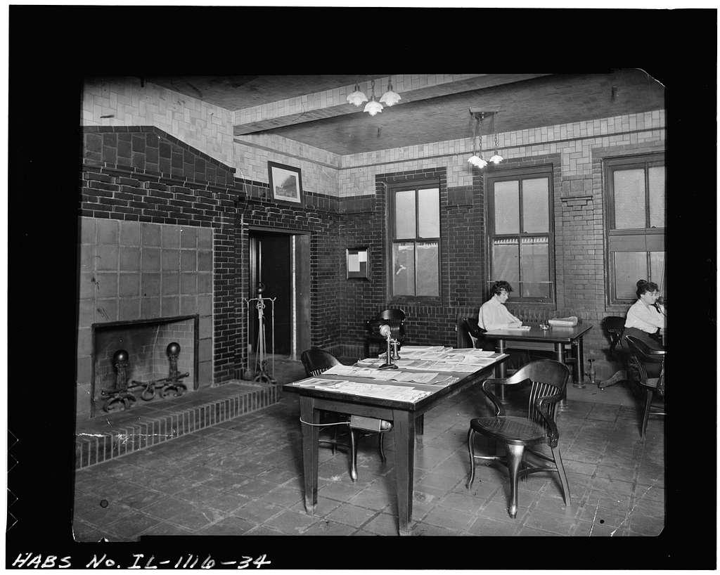 Underwriters' Laboratories, 207-231 East Ohio Street, Chicago, Cook County, IL