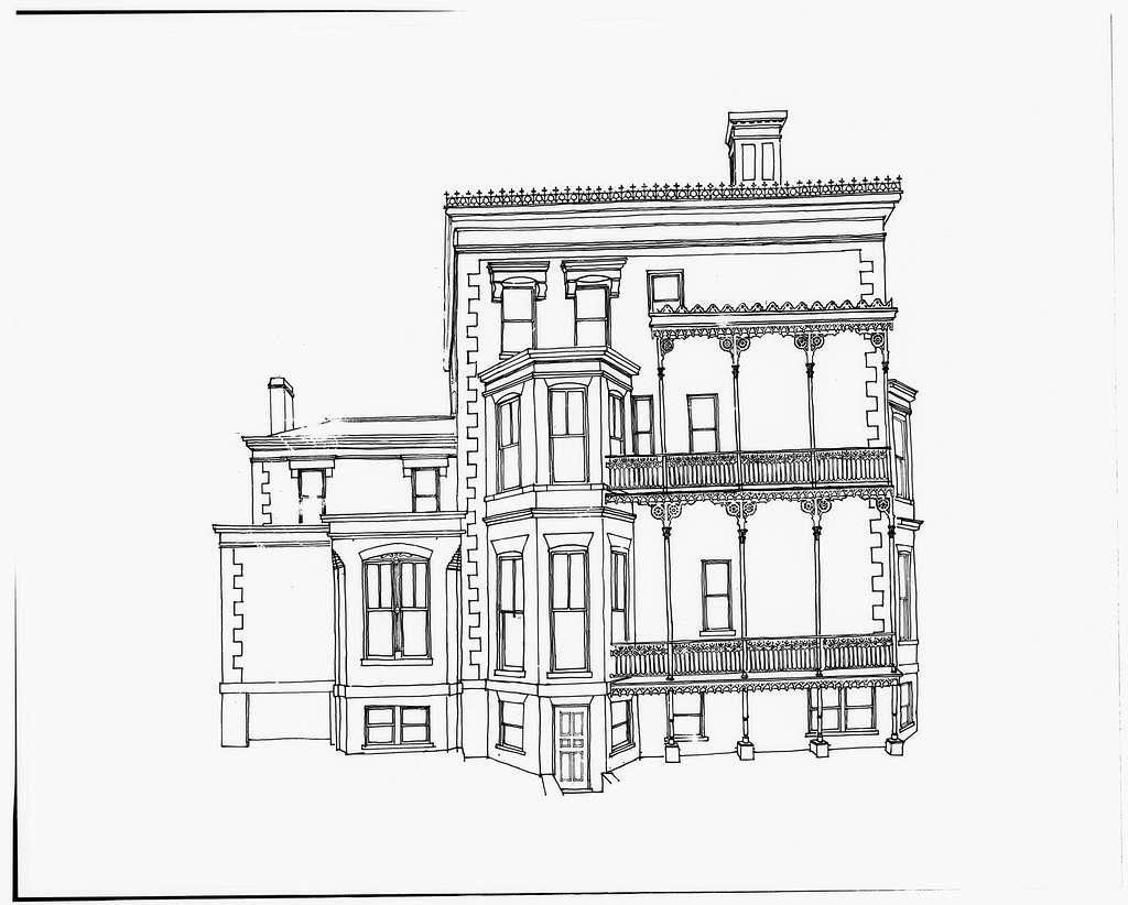 4 Logan Circle (House), Washington, District of Columbia, DC