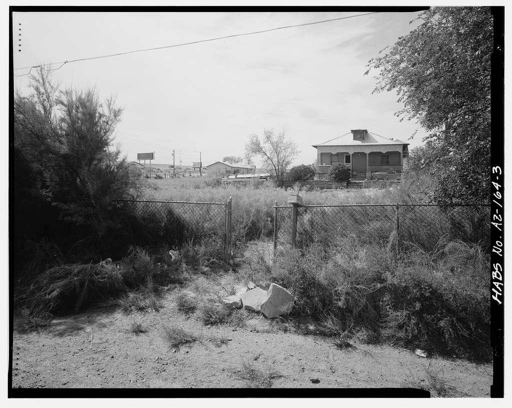 Armijo House, 301 Montano Street, Holbrook, Navajo County, AZ