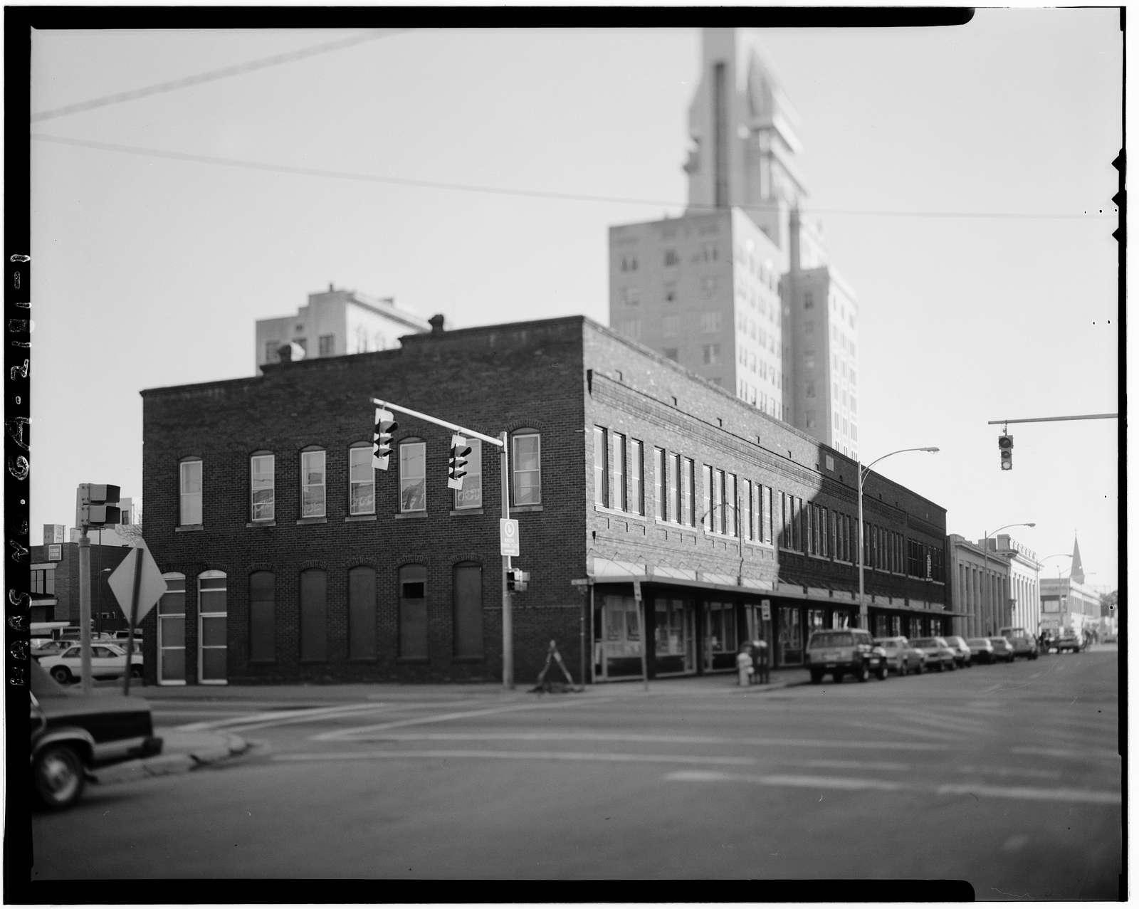 Campbell Building, 102-124 Eighth Street, Augusta, Richmond County, GA