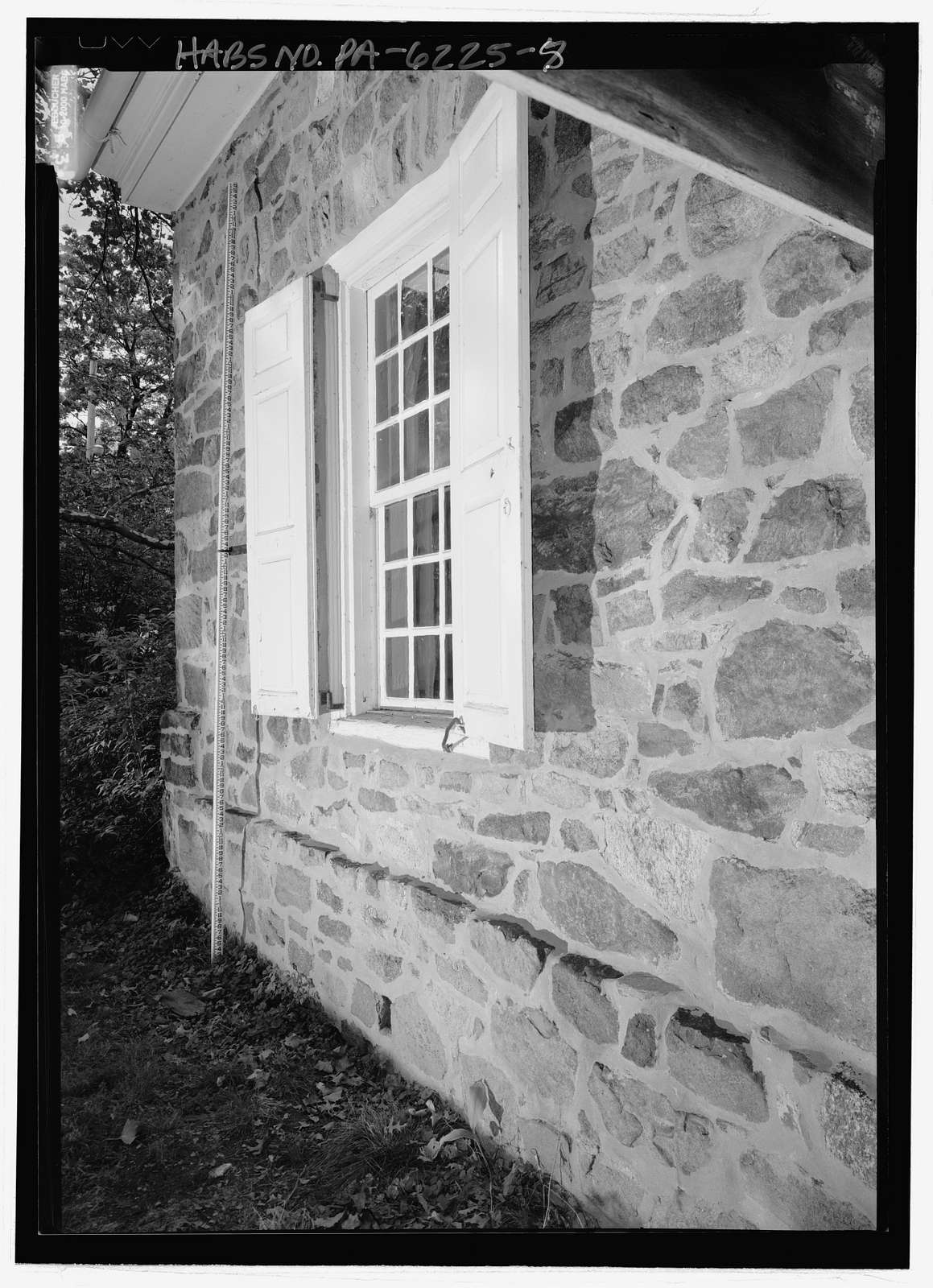 Chichester Friends Meeting House, 611 Meetinghouse Road, Boothwyn, Delaware County, PA