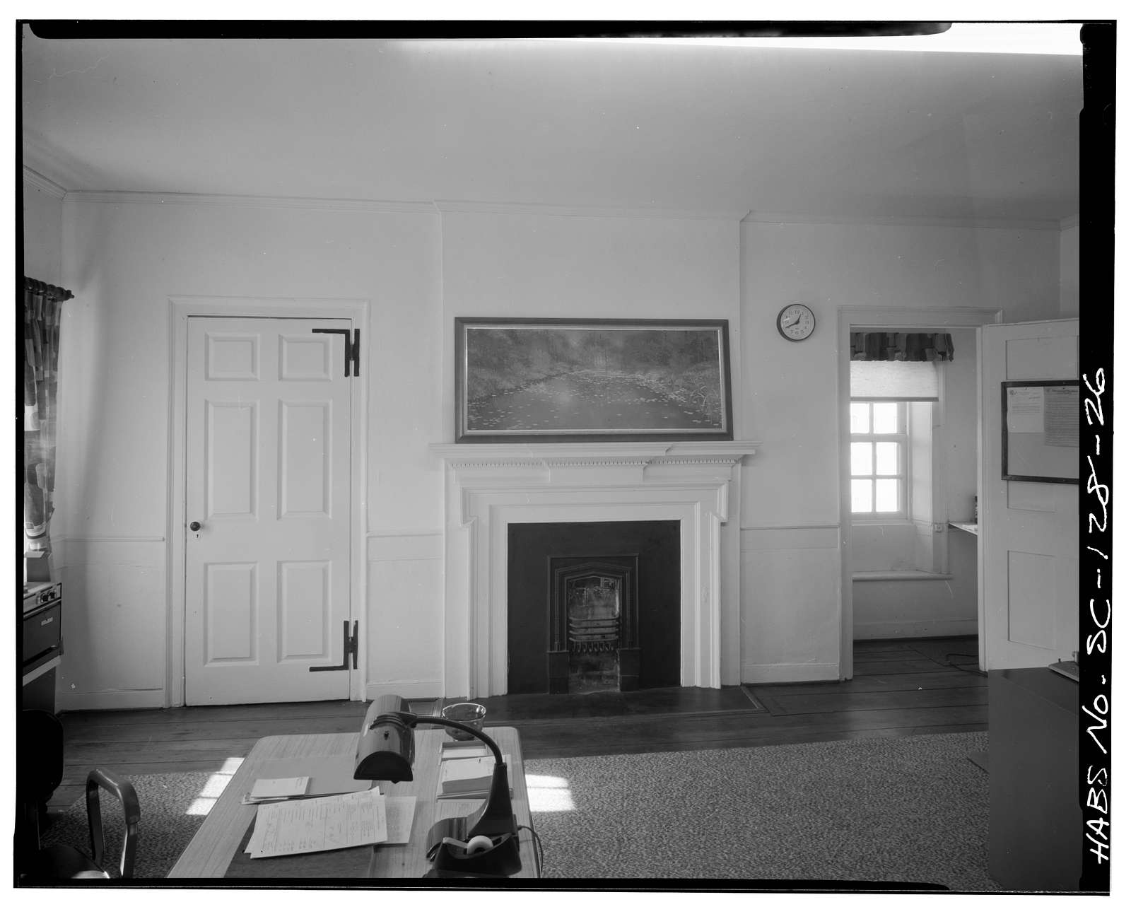 Daniel Blake Tenement, 6-8 (2-4) Courthouse Square, Charleston, Charleston County, SC