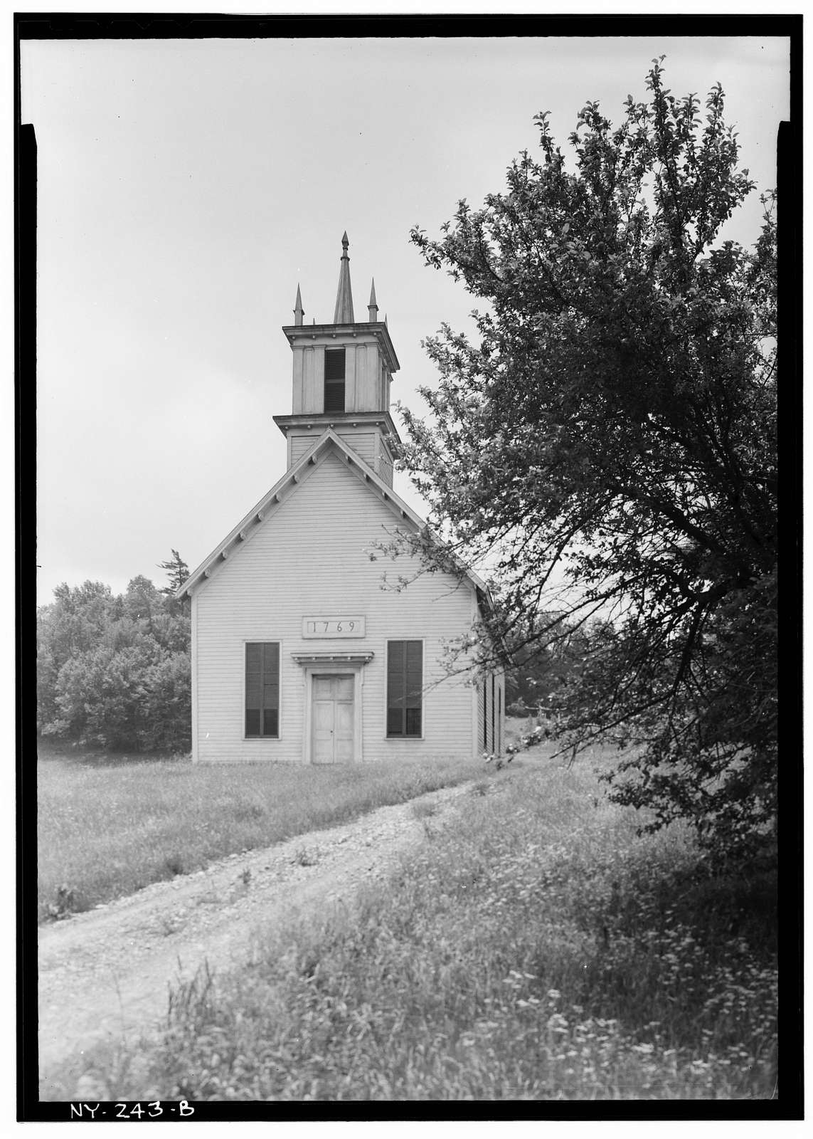 Indian Castle Church, State Route 55, Indian Castle, Herkimer County, NY