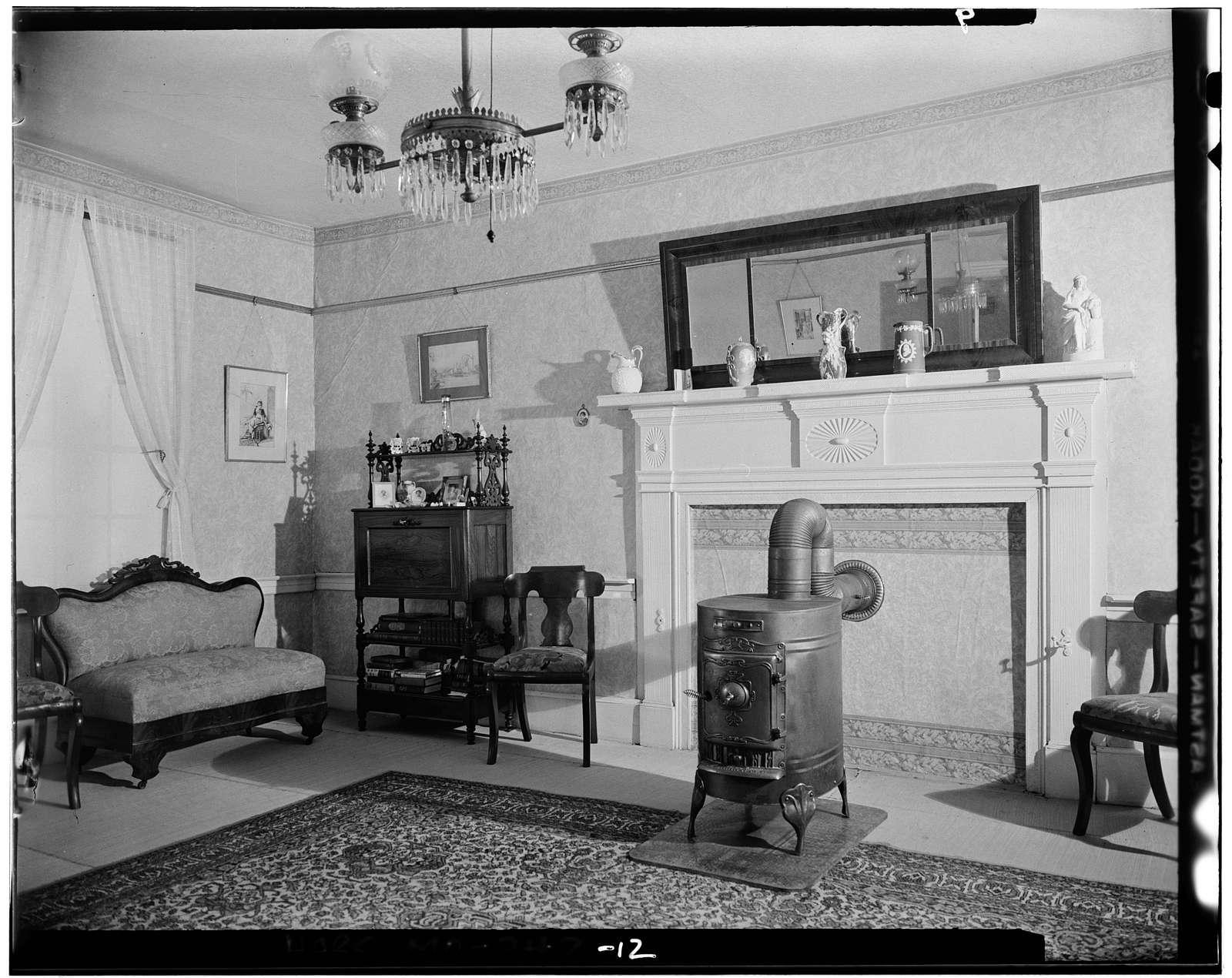 Talton Turner House, Glasgow, Howard County, MO