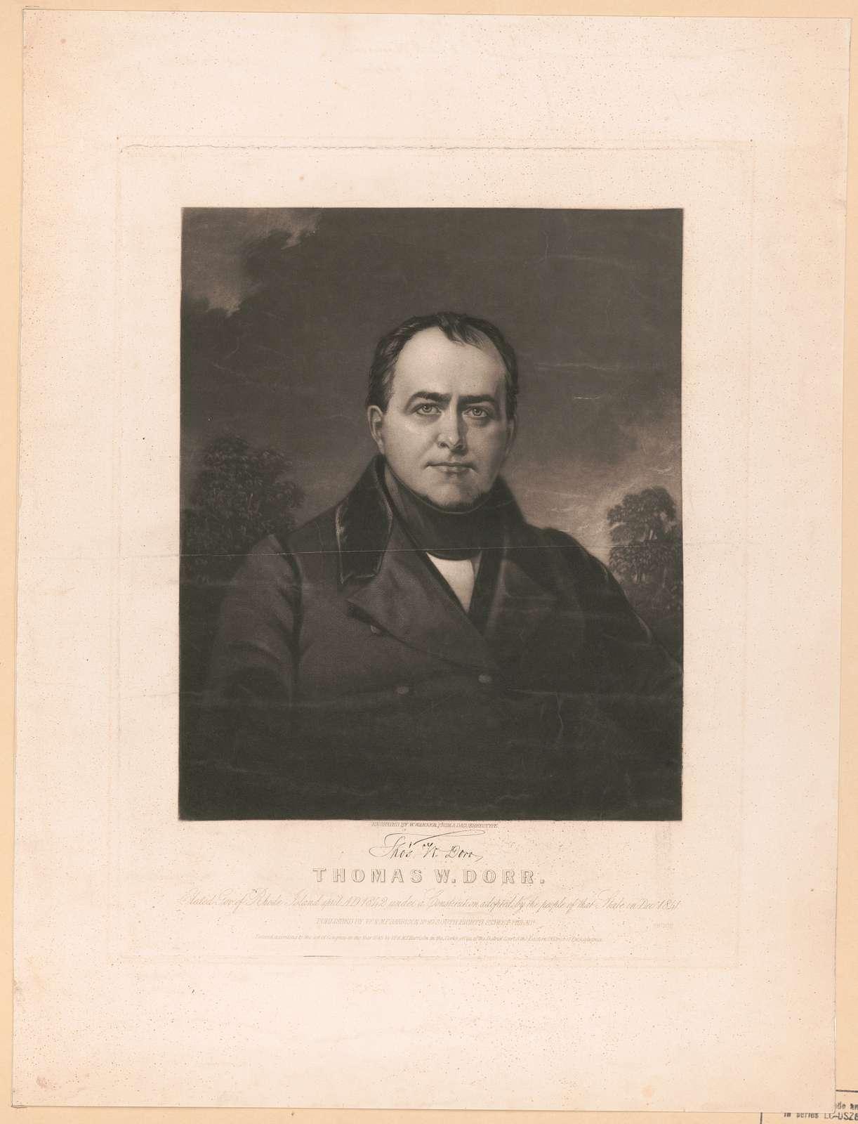 Thomas W. Dorr