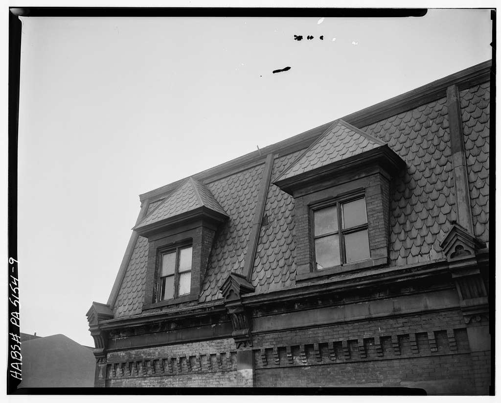 Tracy Building, 532-527 French Street, Erie, Erie County, PA
