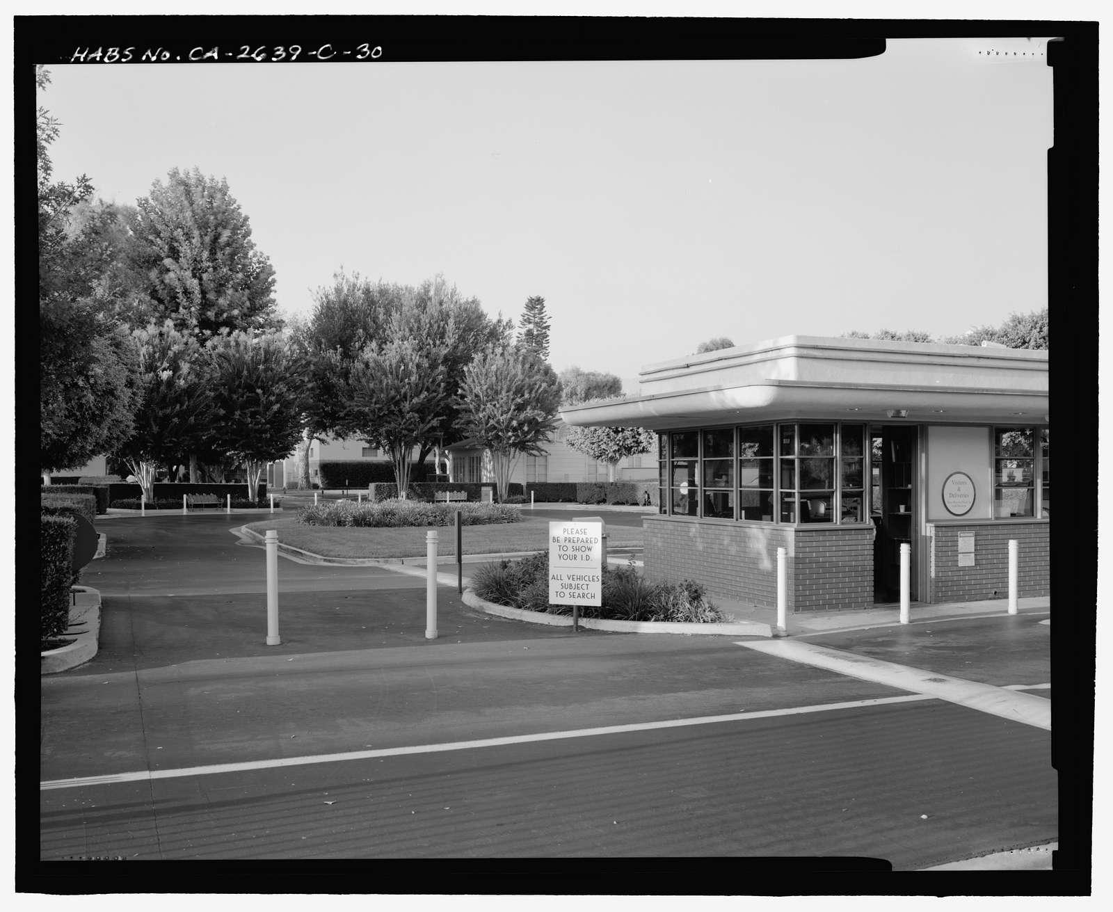 Walt Disney Studios, Casting Building, Alameda Avenue & Buena Vista Street, Burbank, Los Angeles County, CA
