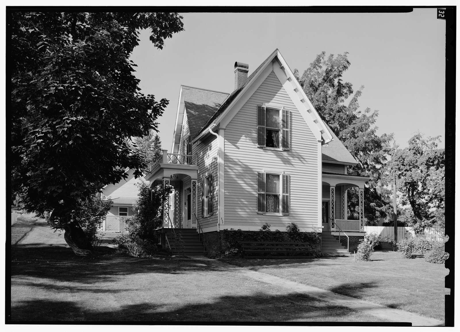 Beekman House, East California Street, Jacksonville, Jackson County, OR