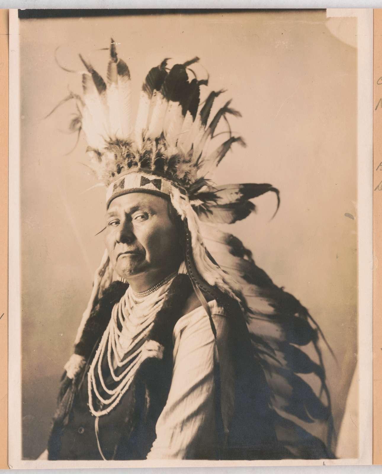 Chief Joseph, Nez Percé