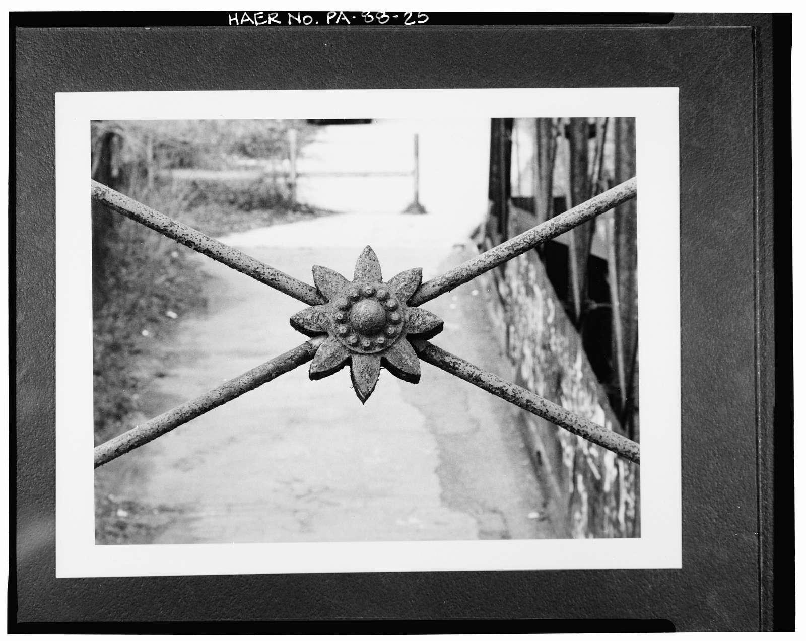 Christiana Borough Bridge, Bridge Street over Pennsylvania Railroad, Christiana, Lancaster County, PA