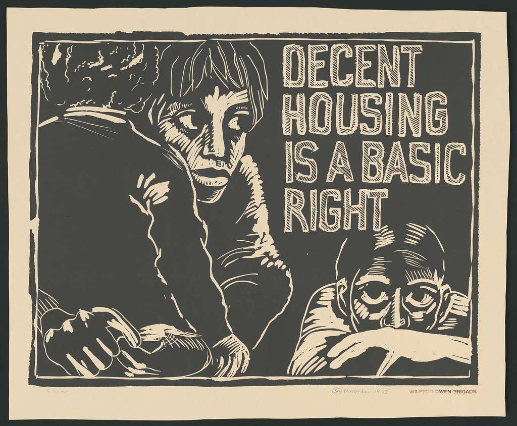 Decent housing is a basic right