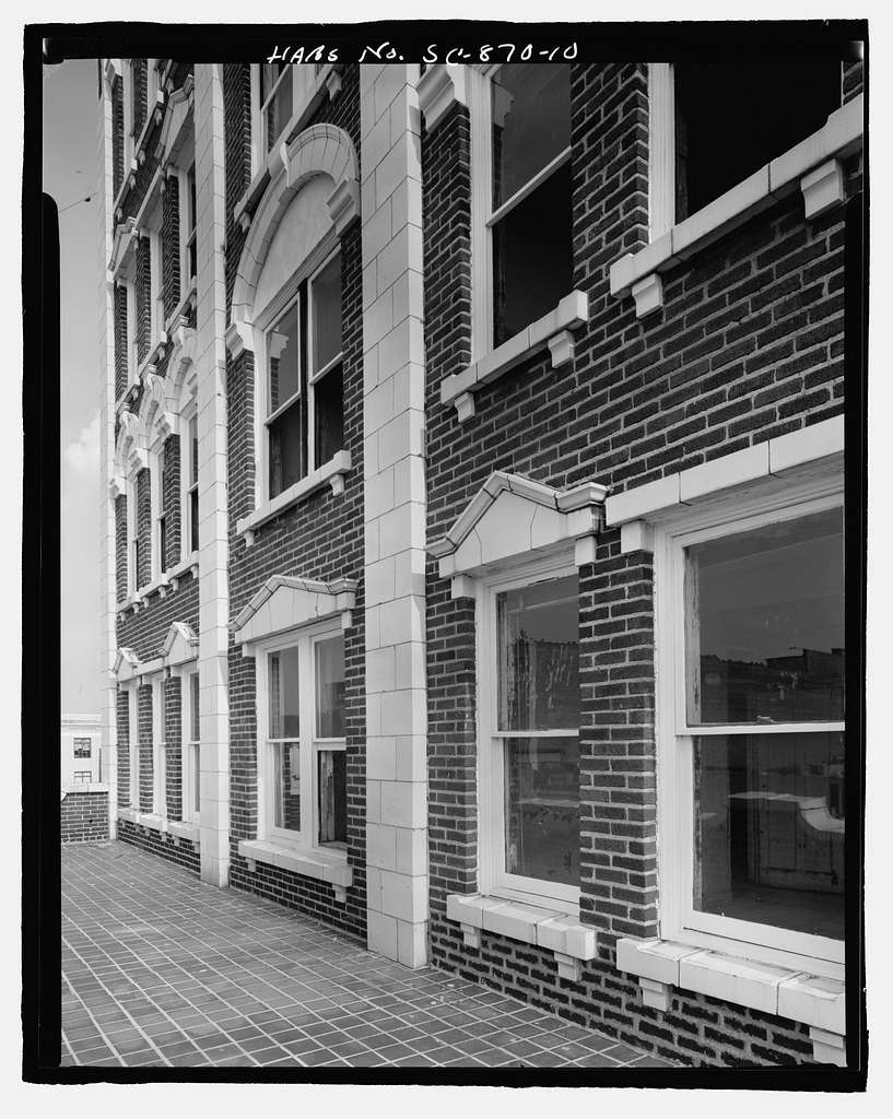 Finch Hotel, 184 East Main Street, Spartanburg, Spartanburg County, SC