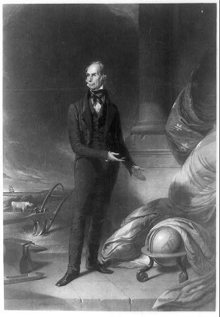 Henry Clay / Ino. Neagle, pinxit, 1843 ; engraved by John Sartain from the original picture ...