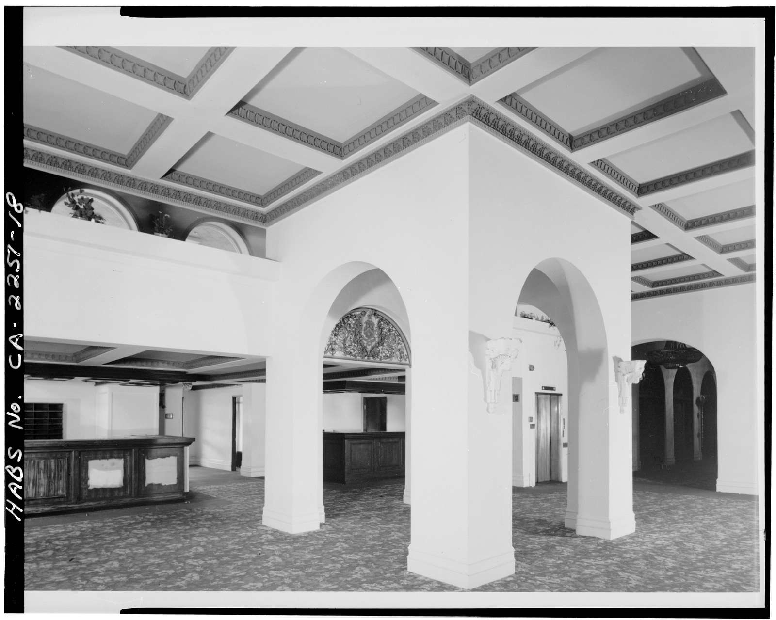 Huntington Hotel, 1401 South Oak Knoll Avenue, Pasadena, Los Angeles County, CA
